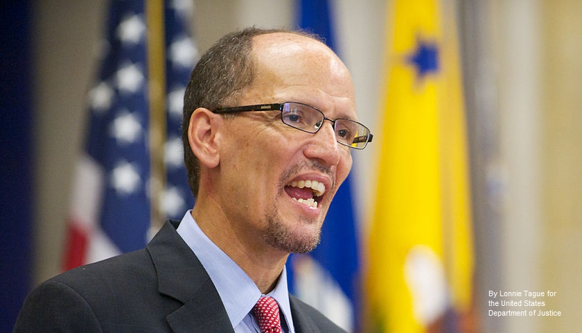 Tom Perez, new DNC Chair