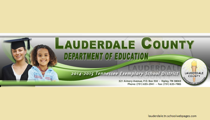 Two Former Lauderdale County School System Employees
