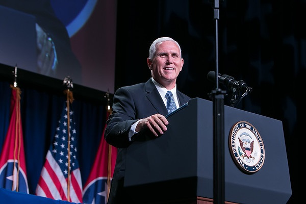Vice President Mike Pence Visits Nashville, Thanks Tennesseans For Supporting President Trump