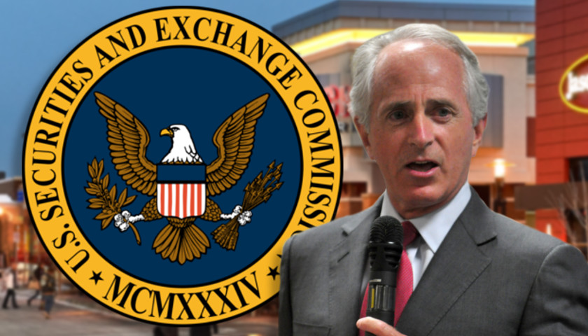 Flashback: CFA Statement on 'FBI and SEC Investigation of Sen. Bob Corker' in May 2016 May Suddenly Be Relevant Again