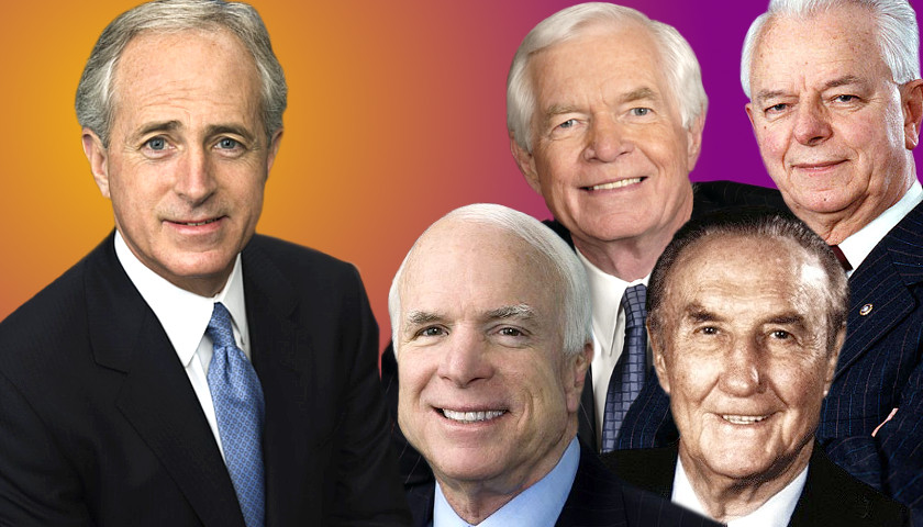 Senators for decades