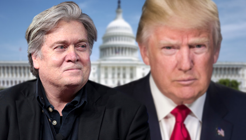 Report: Bannon Says If President Trump Changes Gun Control Positions It's 'The End of Everything'