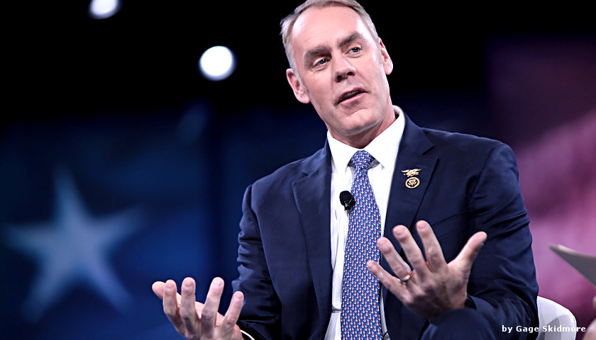 Interior Secretary Ryan Zinke Says He S Fired Four People For Misconduct Including Sexual