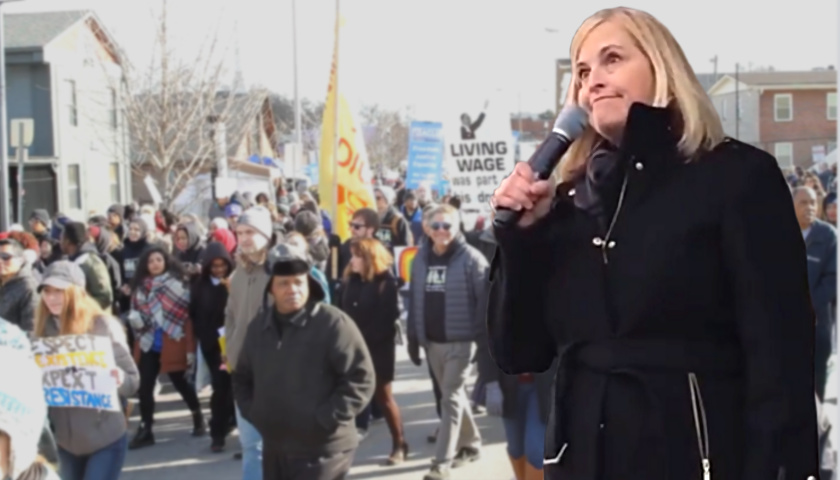 Nashville Mayor 'Moonbeam' Megan Barry Attacks President Trump in Speech on MLK Day