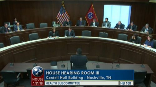 Heartbeat Bill That Gives Pregnant Women More Choice Passes Through House Subcommittee