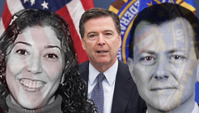 Page Comey
