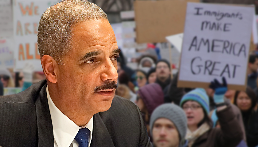 Eric Holder's Redistricting Group Plans to Challenge ...