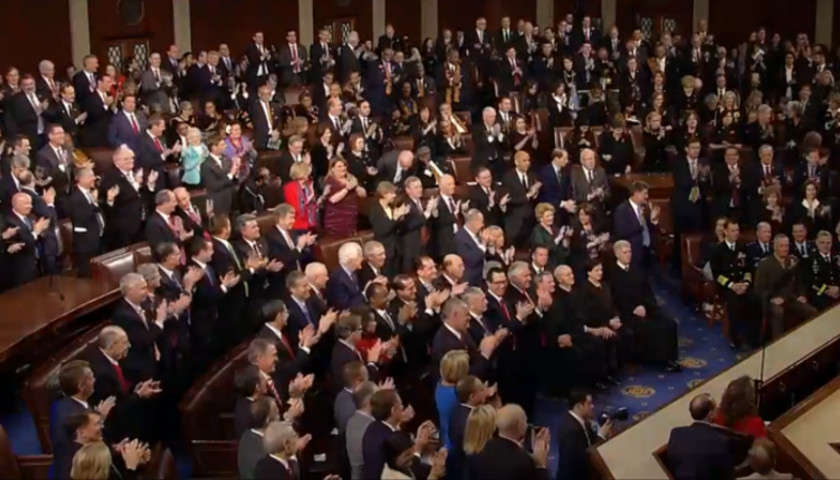 who voted for spending bill