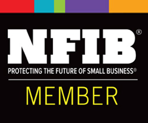 Proud member of the National Federation of Independent Business