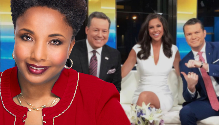 Carol Swain on Fox & Friends Weekend