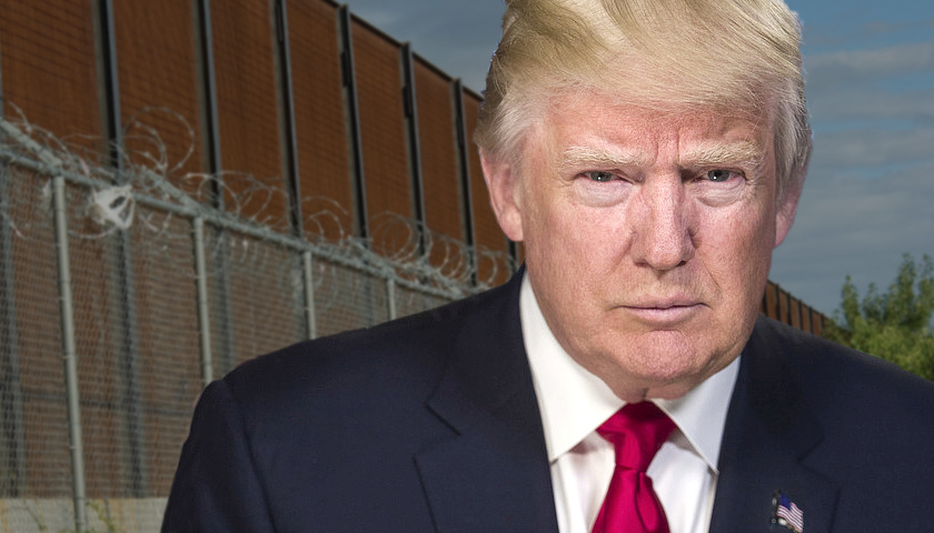 President Trump and the Border Wall