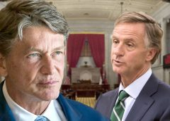 Randy Boyd and Bill Haslam