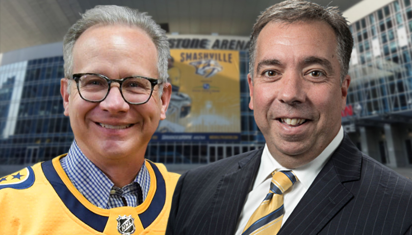 Nashville Predators' Endorsement of Acting Mayor David Briley 'A Sleazy Quid Pro Quo'