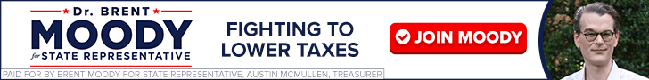 Dr. Brent Moody: Fighting to lower taxes