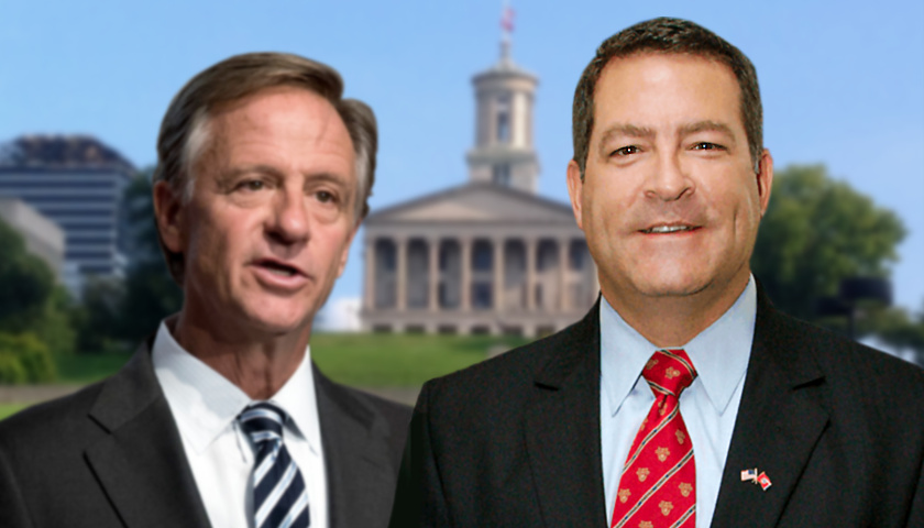 Governor Bill Haslam and State Senator Mark Green