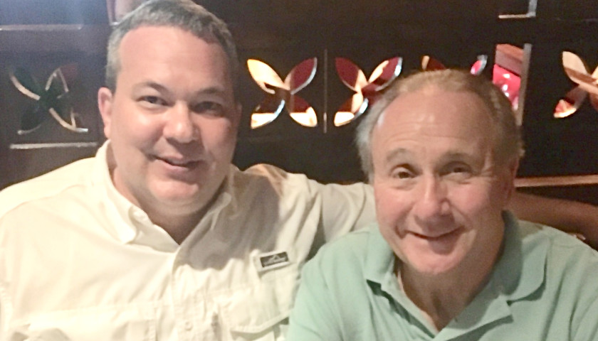 Judd Matheny, Michael Reagan