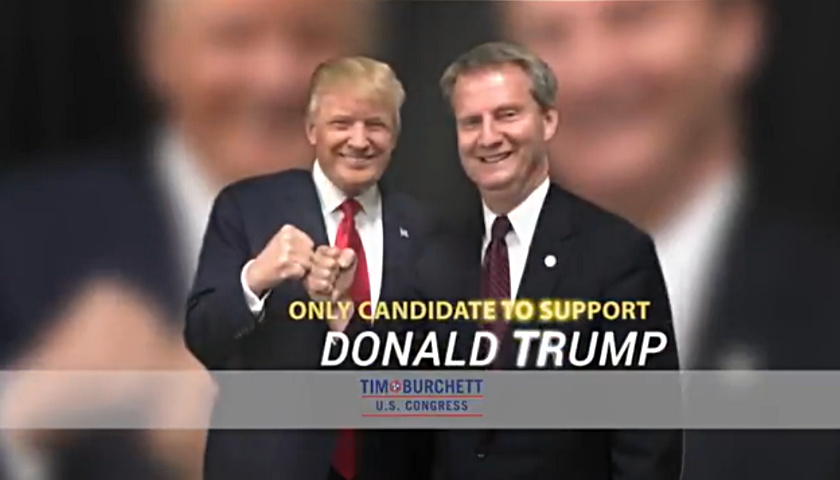 Donald Trump, Tim Burchett