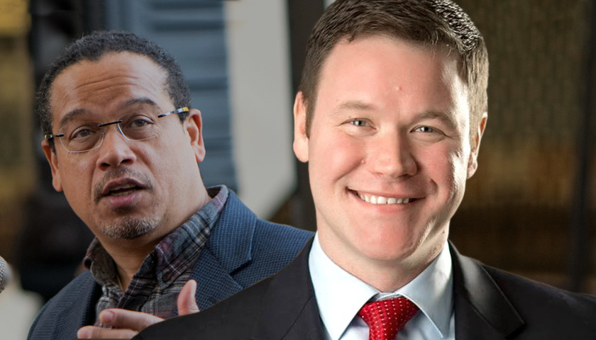Keith Ellison, Doug Wardlow