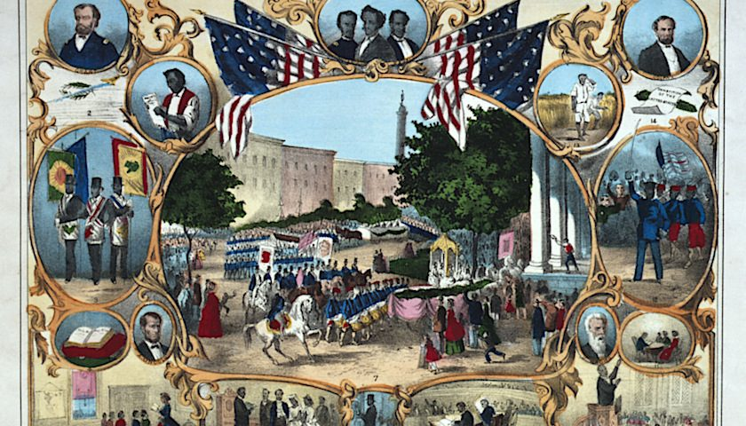Celebrating the 15th Amendment