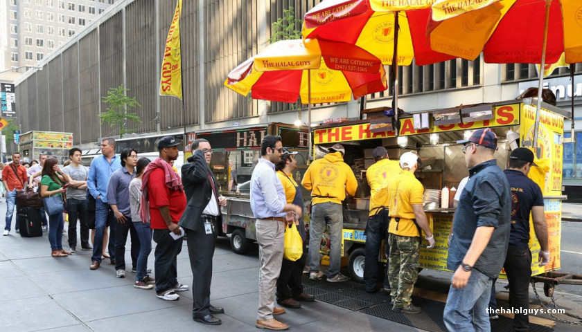 Following Ic Sharia Law Is Now As Easy Ordering A Beef Gyro At The New Halal Guys Restaurant Located In Suburban Nashville