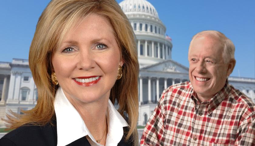 New York Times Poll: Marsha Blackburn Leads Phil Bredesen by 18 Points, 57 Percent to 39 Percent