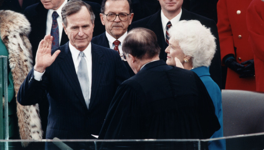 Commentary: The George H W  Bush Obituary You Won't Read In