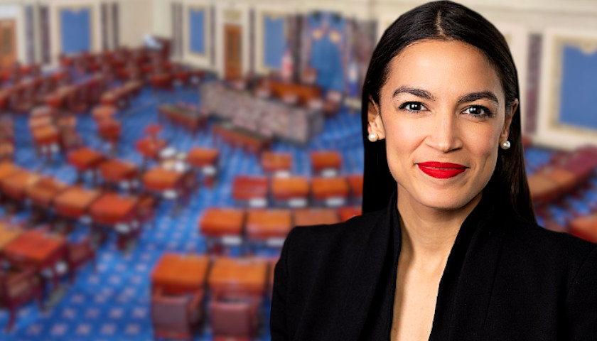 Ocasio-Cortez Takes Credit for Not Getting Any Votes in Favor of Her