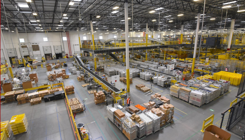 Robots Track, Fire Thousands of Amazon Employees Every Year, Report