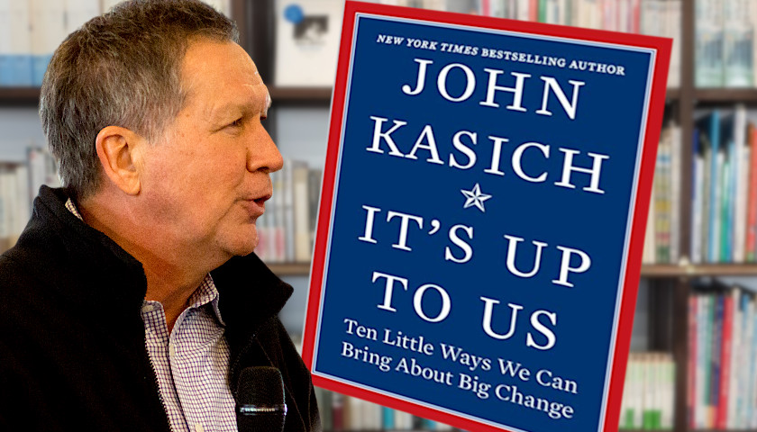 Kasich Launches New Non-Profit With Fellow Never-Trumpers