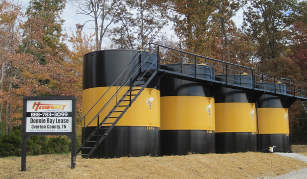 Hornet Oil and Gas in Hendersonville