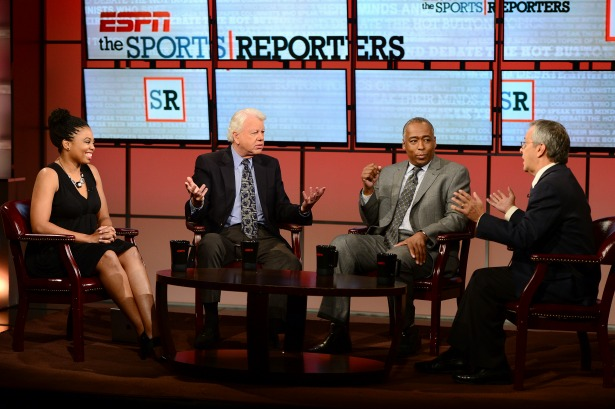ESPN Cancels 'The Sports Reporters""