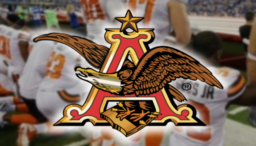 Anheuser-Busch Hesitates: 'We Have No Plans to End Our NFL