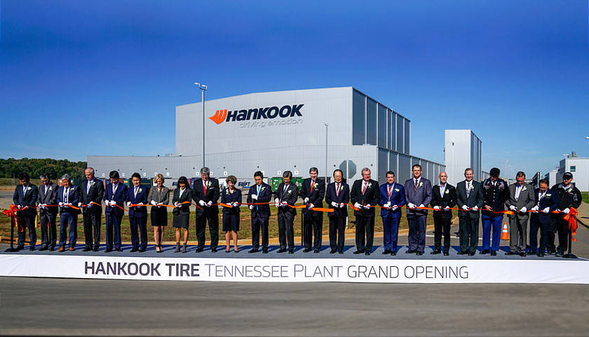 Hankook Tire in Clarksville Holds Grand Opening - Tennessee Star