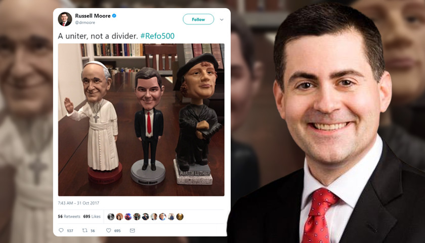 Image result for russell moore a uniter not a divider