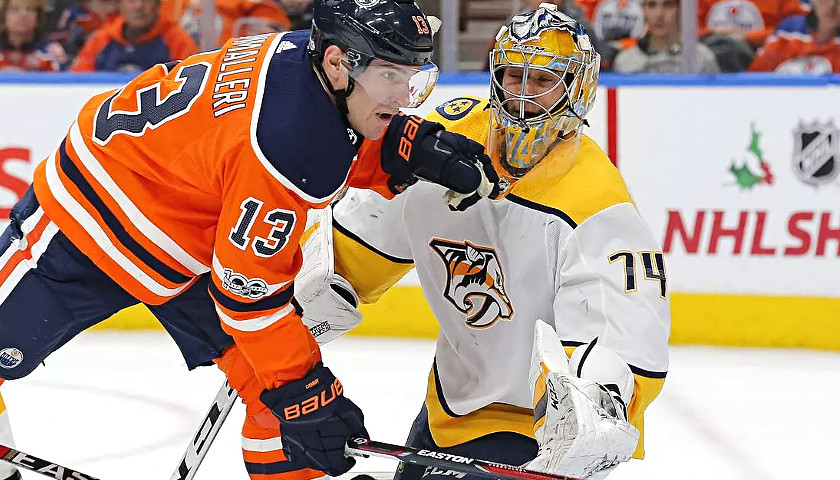 Preds and Oilers