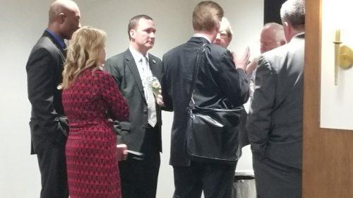 TEA lobbyist Jim Wyre