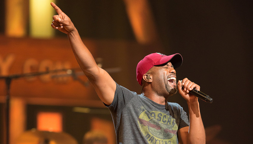 Darius Rucker - Benefit for St. Judes Children's Hospital