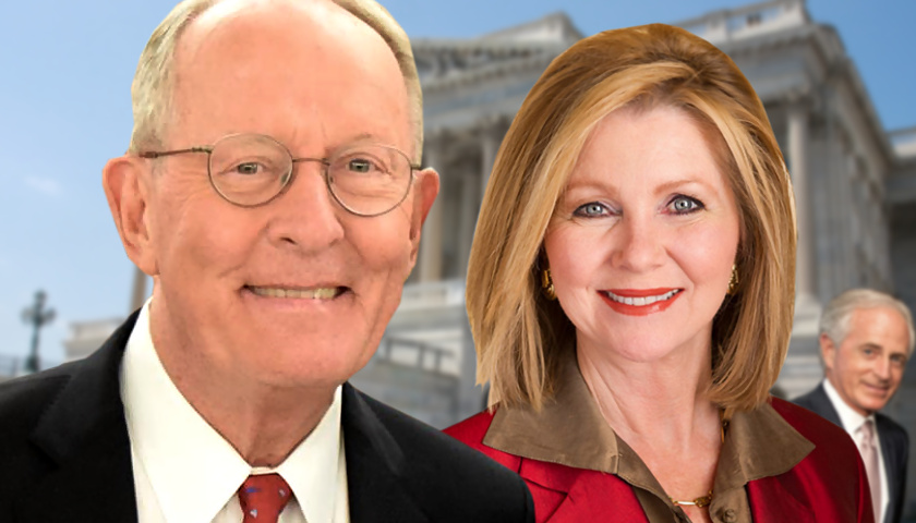 Sen. Lamar Alexander endorses Marsh Blackburn