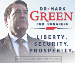 Visit markgreen4tn.com today!