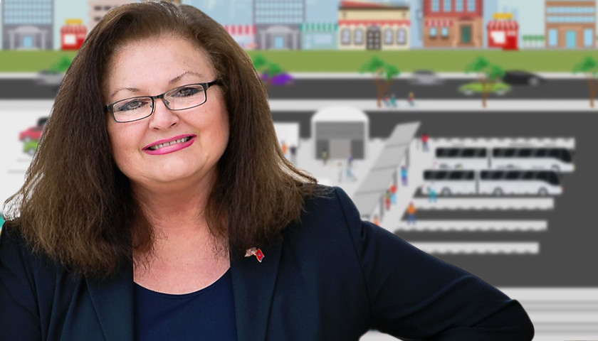 Tina Jones on the Transit Plan