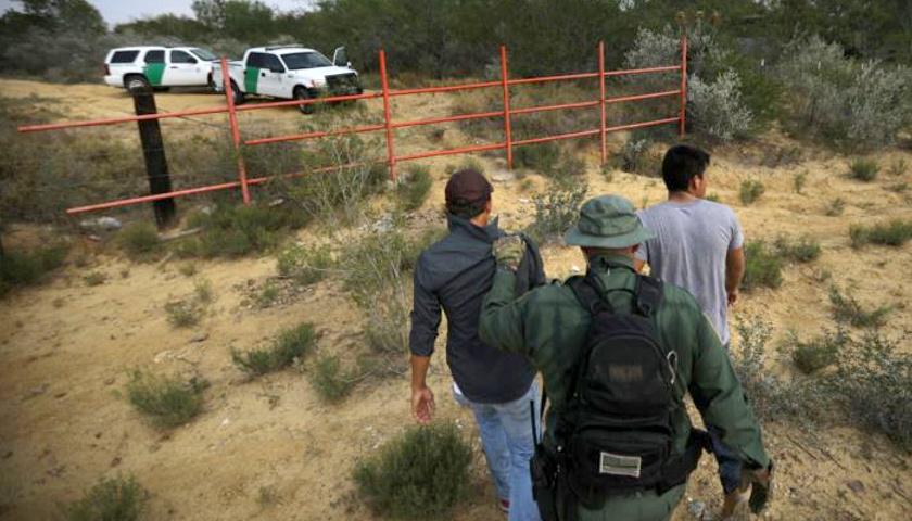 Zero Tolerance Border Security