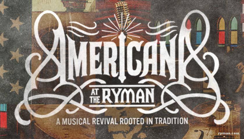 Ryman Americana show