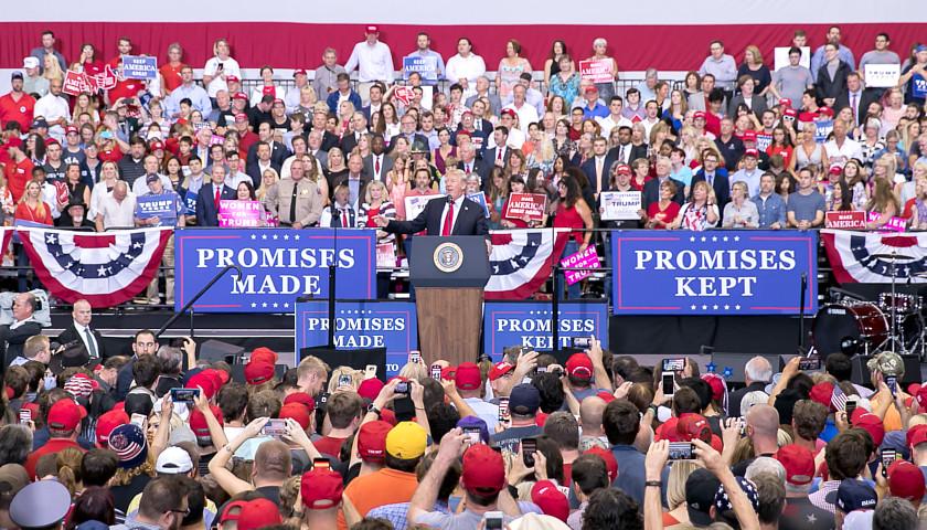 President Trump in Nashville