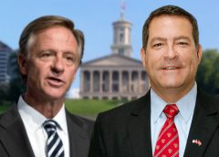 Governor Bill Haslam and State Senator Mark Green