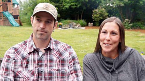 Aaron and Melissa Klein