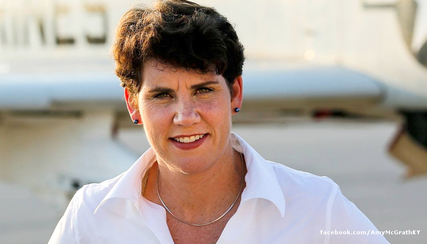 Amy McGrath