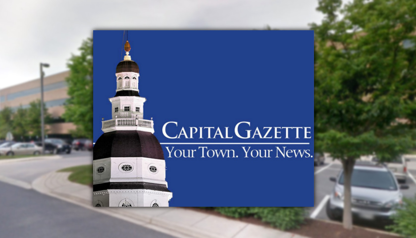 Capital Gazette building