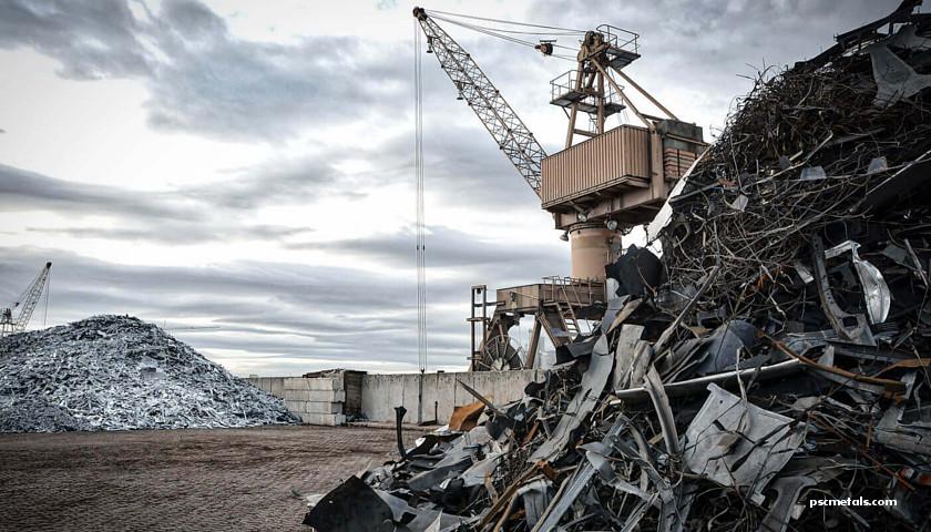 PSC Scrap Metal Yard pscmetals.com