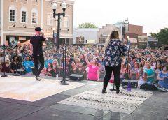 Worship on the Square 2018, Murfreesboro