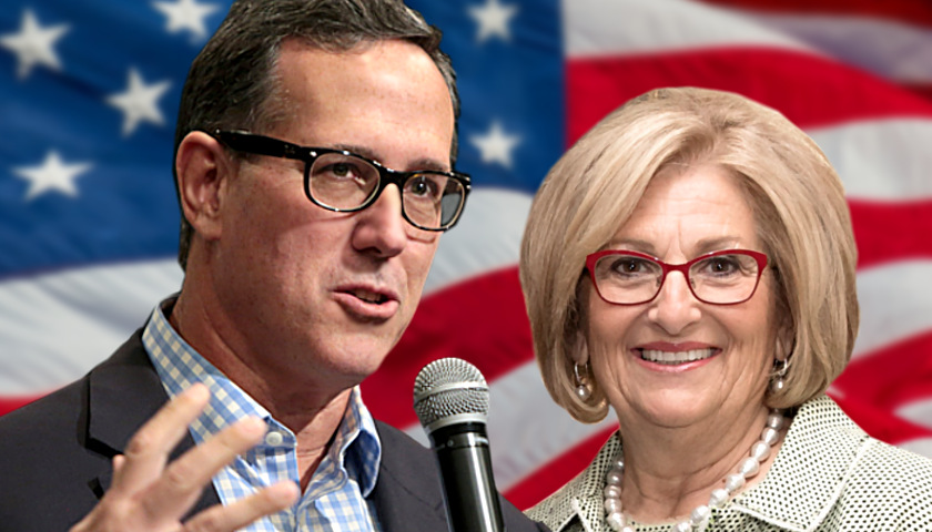 Rick Santorum, Diane Black